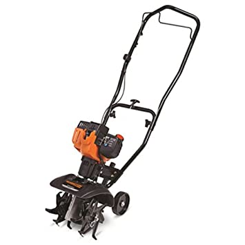 pleasurable home depot garden tillers. Remington RM4625 Homestead 25cc 2 Cycle Gas Garden Cultivator with Premium  Tines Amazon com