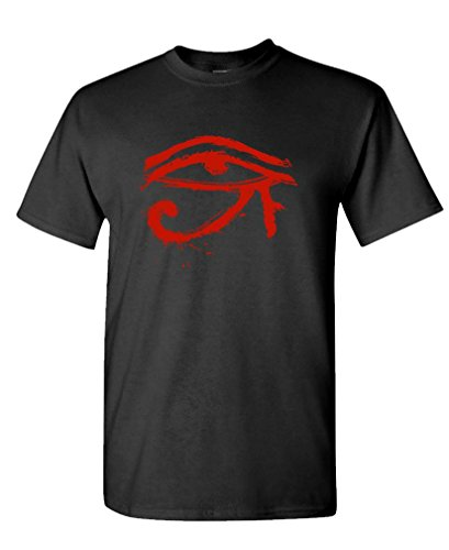 EYE HORUS egyptian illuminati T Shirt