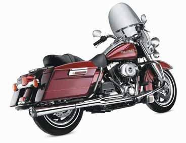 10-16 HARLEY FLHTCU: Supertrapp 2:1 Supermegs Exhaust (Chrome) ()