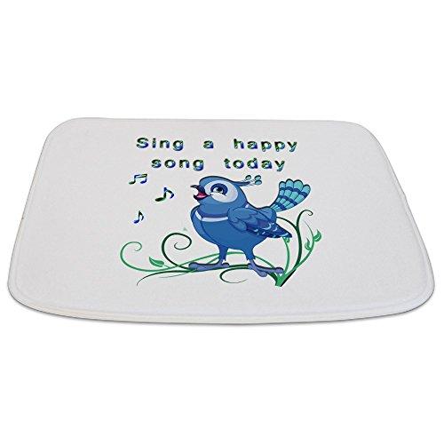 Sing A Happy Song- - Decorative Bathmat