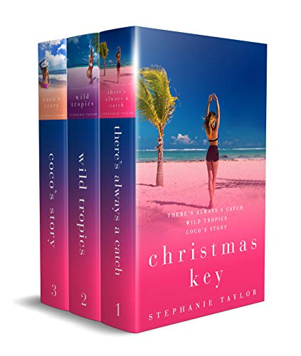 Christmas Key: A Three Book Box Set of Holiday Romance by [Taylor, Stephanie]