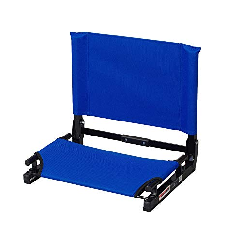 (Royal Blue Stadium Chairs)