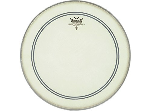[Remo P30114-C2 Coated Powerstroke 3 Drum Head (14-Inch) - Clear Dot on Top] (Coated Powerstroke 3 Snare)
