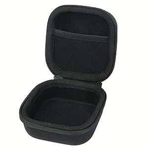 For Amazon Echo Dot (2nd Generation) - Black Carrying Case by Khanka