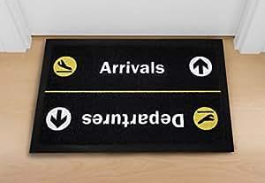Felpudo - Arrivals / Departures