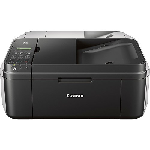 Canon PIXMA MX492 WiFi All-In-One Compact Size Inkjet Printer (0013C002) w/ Canon Black Ink Bundle Includes, Genuine Canon Black Fine Ink Cartridge, 6-Outlet Surge Adapter & 1 Year Extended Warranty by Beach Camera (Image #4)