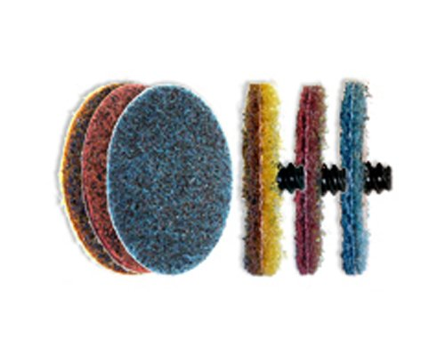 Merit Abrasives Power Lock 3