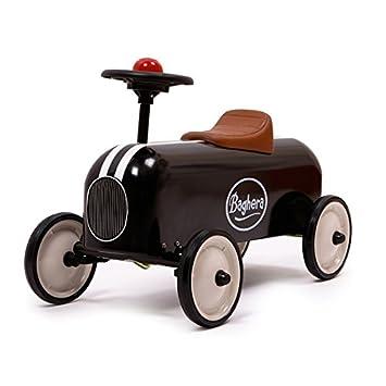 BAGHERA - 802 - Véhicule pour Enfant - Porteur Racer - Noir  Amazon ... 2d8aa6e4cd2