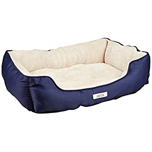 ASPCA Microtech Dog Bed, for Small to Medium Pets 17