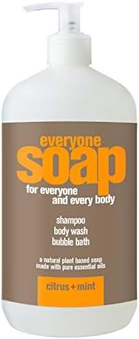 EO Products Soap, Citrus & Mint, 32 Oz