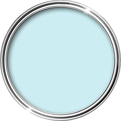 HQC Kitchen Matt Paint 5L (Light Blue)