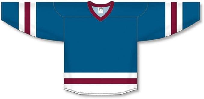 plain hockey jersey