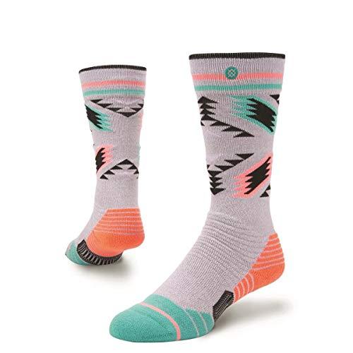 Stance Kids Chick A Dee K Snow Socks (Grey, -