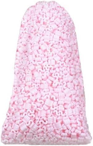 1 Bag Pink Antistatic Loose Fill Shipping Packing Peanuts 41XfLr7jG6L