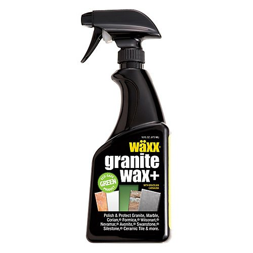 ow Granite Waxx Plus, 16 oz. Spray Bottle (Carnauba Protection)