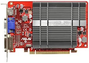 ASUS AMD Radeon HD 5450 SILENT Series with 0dB Thermal Solution and 1 GB Memory Video Card EAH5450 SILENT//DI//1GD3 LP