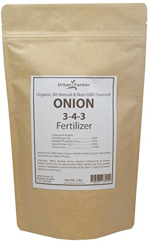 Fertilizer For Onions