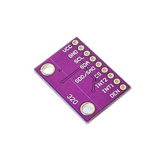 Seajunn 10PCS//LOT L3GD20H 3 Axis Gyro Gyroscope Sensor Module