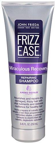 John Frieda Frizz Ease Miraculous Recovery Repairing Shampoo, 8.45 Ounce