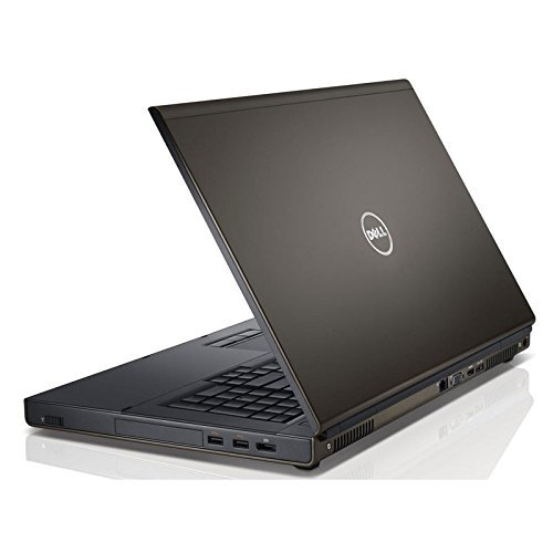 Dell Precision M4600 Intel Quad 2820QM 2.3GHz 8GB RAM 500GB Hybrid Drive DVDRW Windows 7 Professional 64-bit 15.6