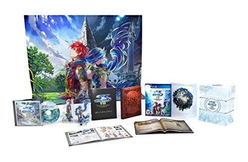 - Ys VIII: Lacrimosa of DANA Limited Edition [PS4]