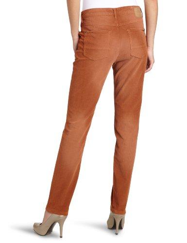 Rosner - Pantalón para mujer Naranja (Cinnamon 653)