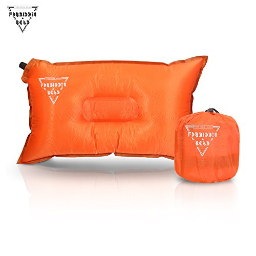 Forbidden Road Camping Pillow Air Inflatable Travel Pillow Self Inflate 20