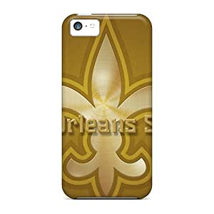 New Cute Funny New Orleans Saints Cases Covers/ Iphone 5c Cases Covers