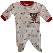 Garanimals Baby Boy Preemie Sleepers Size Preemie Cotton and Fleece Styles Choose Yours