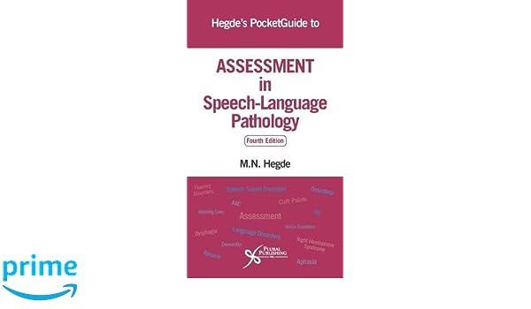Amazon audiology speech pathology books hegdes pocketguide fandeluxe Images