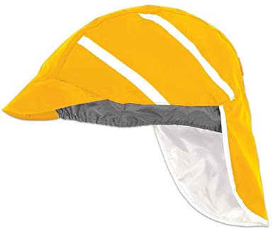 TAIGA Helmet Rain Cover Waterproof Cycling Hat. Made in Canada (Gold ... 6ed0887d917