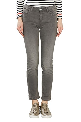 Femme Jeans Medium Grey Gris Wash Esprit g7d5wqxg