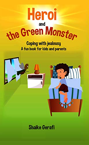 Heroi and the Green Monster by Shaike Gerafi