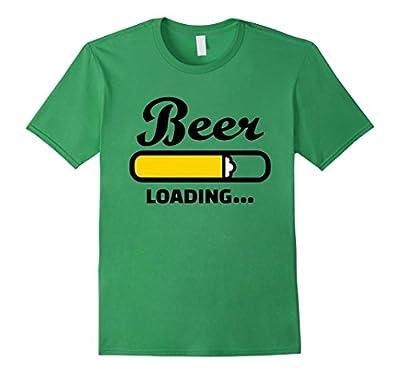 Funny Beer Loading Meter Oktoberfest t-shirt