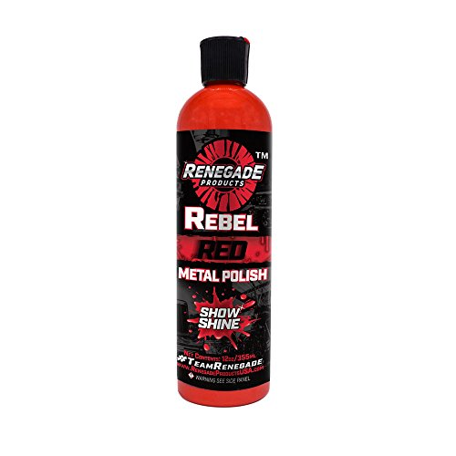 Renegade Complete Aluminum Polishing and Sanding Kit for Wheels, Bumpers, Tanks and Any Other Aluminum Or Stainless Surface, 12 Piece Product Kit by Renegade (Image #7)