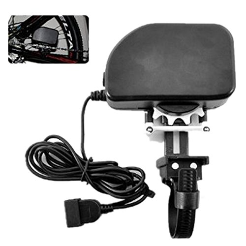 Bicycle Dynamo / Bicycle Generator Charger Bicycle Dynamo Charger with USB by HCW by Home Care Wholesale