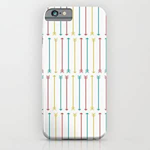 Society6 - Arrow Pattern iPhone 6 Case by Allyson Johnson