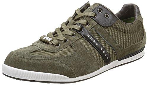 Boss Green Akeen Mens Sneakers Groen