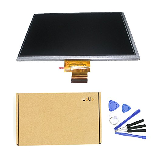 UoUo LCD Display Screen panel Replacement Part For 8