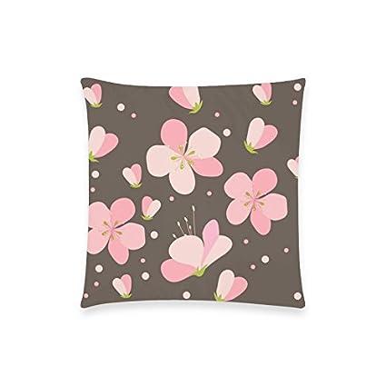Funda de almohada de algodón para dormitorio/Sofa/Sofa/Car/Cafe,
