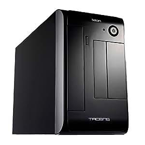 Tacens 2IXION - Caja de ordenador Mini-ITX con fuente de alimentación