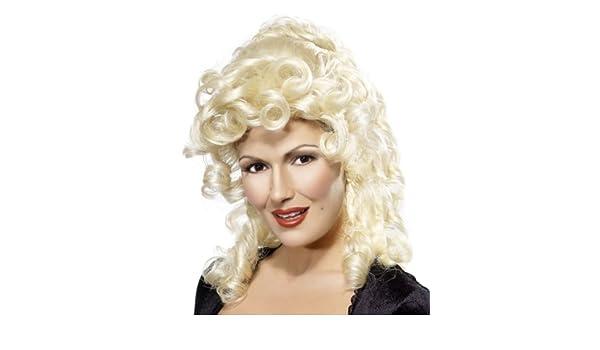 Smiffys Tales of Old England Victorian Wig (peluca): Amazon.es: Juguetes y juegos