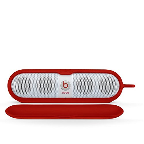 Beats Sleeve for Pill Portable Speaker (Red) (Beats Pill Portable compare prices)