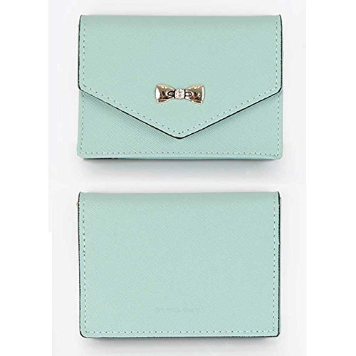 Womens genuine leather name card holder card case cute business womens genuine leather name card holder card case cute business card wallet hot pink apparel accessories handbags wallets cases cases reheart Choice Image