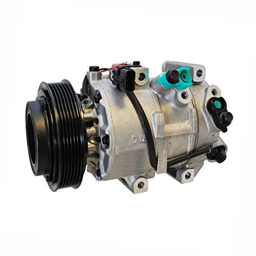 - Denso 471-6025 A/C Compressor