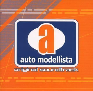Auto Modellista by Game Music [Music CD]