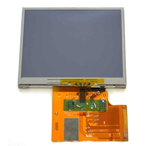 Simply Silver - New TomTom GPS 3.5'' LCD Screen w/Digitizer ONE 130 130S 140S 125 LMS350GF12-014