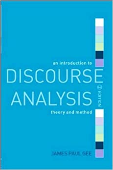 Book An Introduction to Discourse Analysis (text only) 2nd(Second) edition by J. P. Gee
