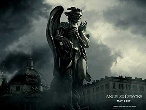Angels and Demons L Poster