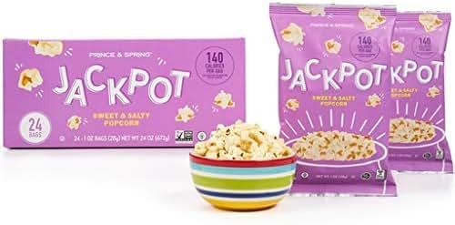 Popped Popcorn: Prince & Spring Jackpot Popcorn